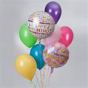 birthday balloon bouquet lilly s floral happy birthday balloon bouquet