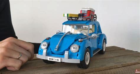 lego creator volkswagen beetle  video review