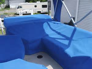 Seat Covers For Pontoon Boats Custom Marine Canvas In Connecticut Boat Photos And