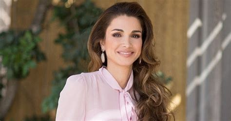 New Rania 1 By Ranee Bruggman jordanian rania celebrates 46th birthday newmyroyals fashion