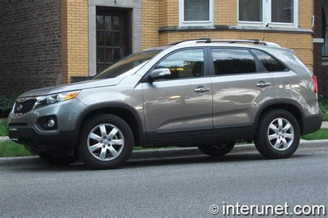 Kia Sorento Fuel Capacity Best Used 7 Passenger Suvs Of 2013 Interunet
