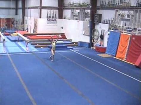 1000 ideas about gymnastics floor routine on