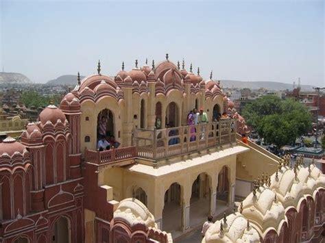hawa mahal jaipur the palace of winds or