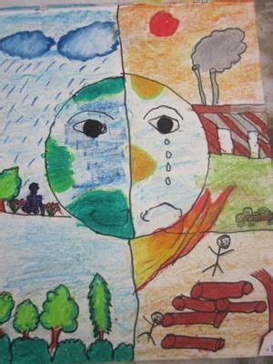 Global Warming Best Drawing