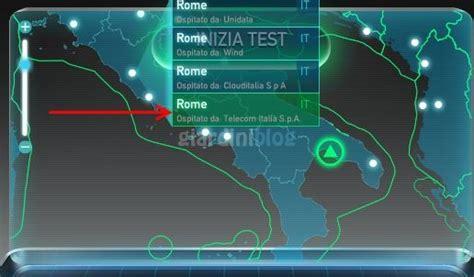 telecom italia test adsl test velocit 192 connessione mobile adsl e fibra