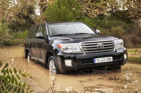 land cruiser v8 toyota land cruiser v8 prices announced autocar