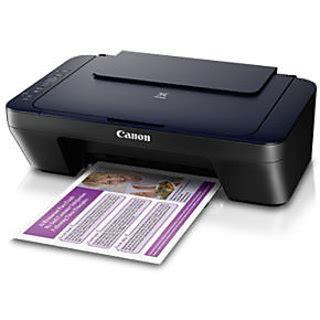 Printer Canon E460 canon pixma ink efficient e460 printer print scan copy wifi buy canon pixma ink efficient