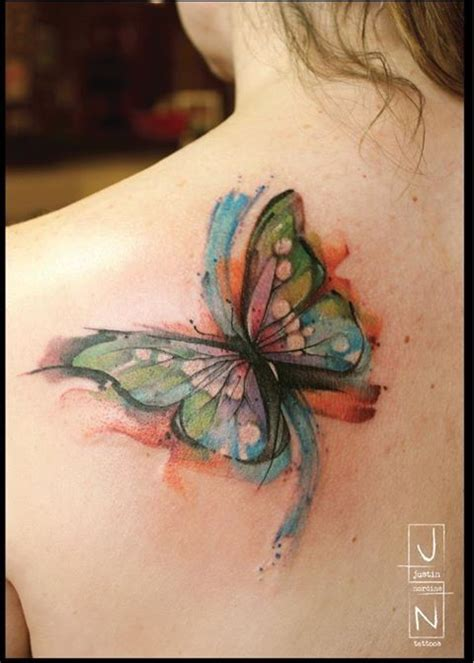 watercolor tattoo cardiff 17 best ideas about watercolor butterfly on