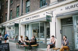Setting The Table Danny Meyer Cafe Review Store Street Espresso In London The Coffee