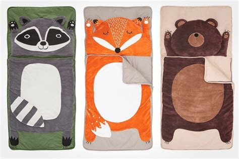 kinderboo how do you zoo sleeping bags from the land of nod