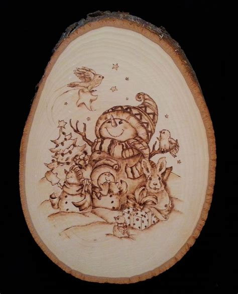 images  christmas wood burning patterns  pinterest coloring snowman  house