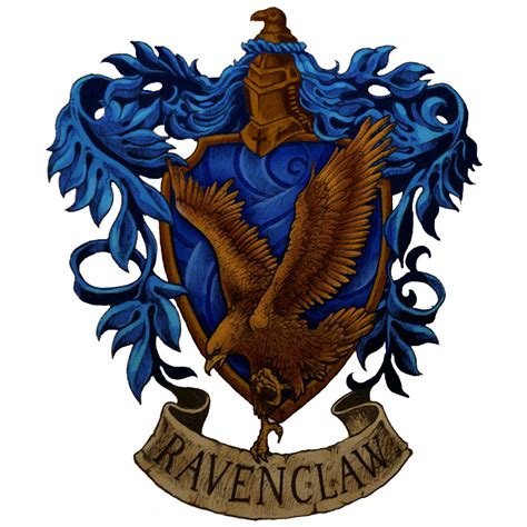 eagle tattoo harry the accurate ravenclaw crest should be blue and bronze
