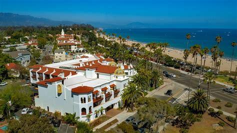 Santa Barbara by Hotel In Santa Barbara The Santa Barbara Inn