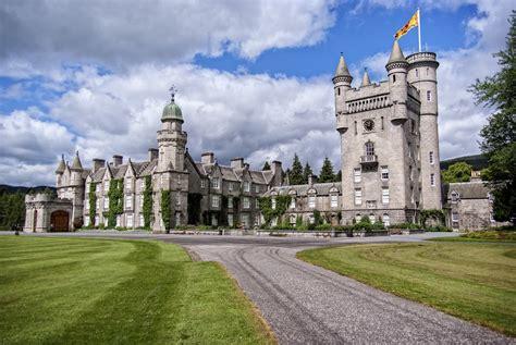 balmoral castle castle  scotland thousand wonders