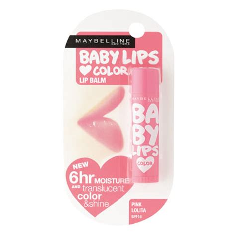 Review Maybelline Baby Color maybelline pack of 4 baby colors balm