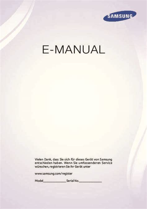 Samsung E Manual Mode D Emploi Samsung Ue40f6500 Tv Trouver Une Solution 224 Un Probl 232 Me Samsung Ue40f6500 Notice