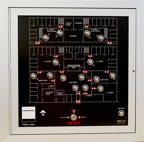 graphic panels graphics national graphic annunciators smoke control panels