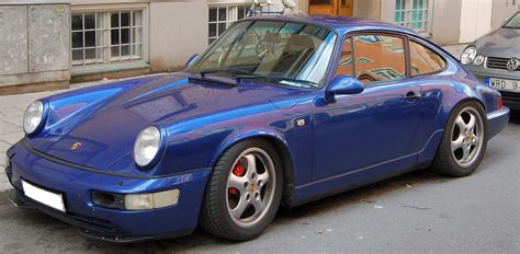 porsche 964 rs porsche 964 carrera rs photos and comments www picautos com