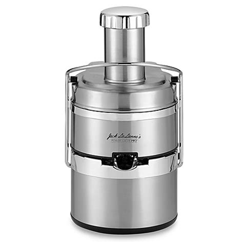 Power Juicer Innovation Store lalanne stainless steel power juicer pro buybuy baby