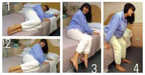 how to sit up after c section caesarean birth patient information brochures mater group