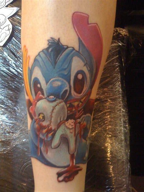 mauvais genre tattoo images mauvais go 251 t les personnages disney en zombies