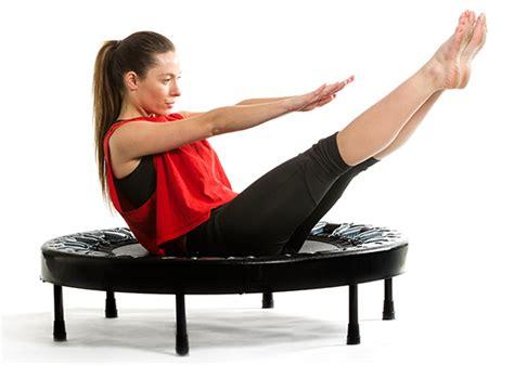 rebounder media gallery mini trampoline