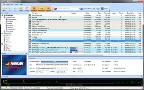 How To Check If Something Is Downloading In Background Windows 10 Getgo Free Manager Integrates With Explorer And Firefox