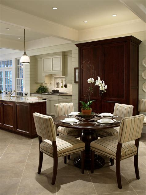 kitchen tables designs photo page hgtv