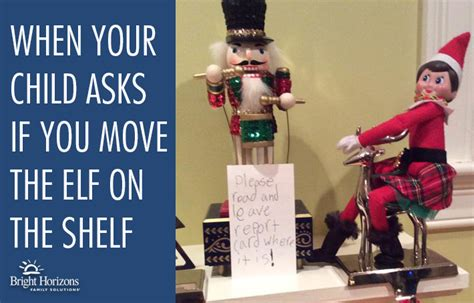 Does The On The Shelf Move by When Your Child Asks If You Move The On The Shelf