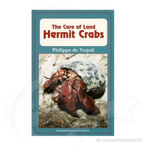 the three hermit crabs books the care of land hermit crabs book avs land hermit crabs