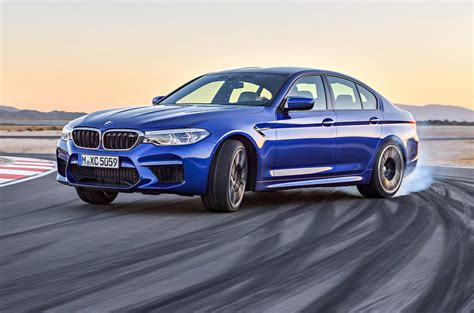 new bmw m5 revealed with 592bhp and four wheel drive autocar