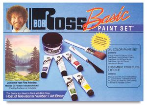 bob ross basic paint set blick materials