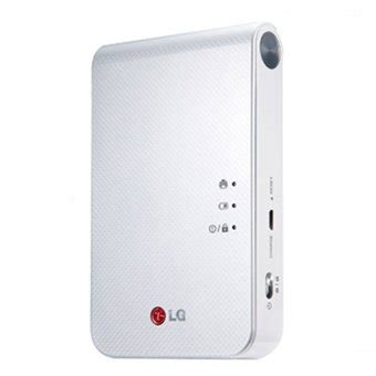 Harga Lg Pocket Photo lg pd239w pocket photo printer putih khusus