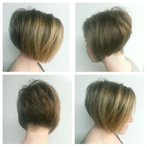 short stacked bob haircut shaved texture stacked undercut shaved bob haircut yelp