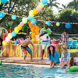 fun summer party ideas summer party table decorations interior home design