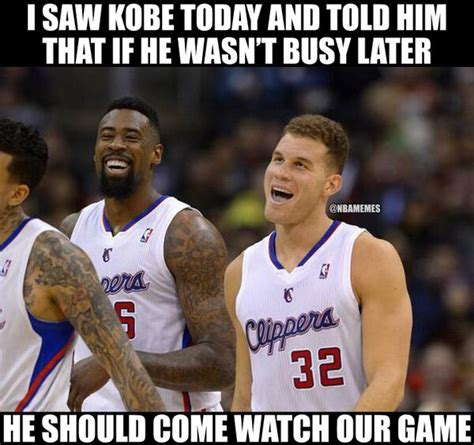 Blake Griffin Memes - nba memes on twitter quot blake griffin s conversation with