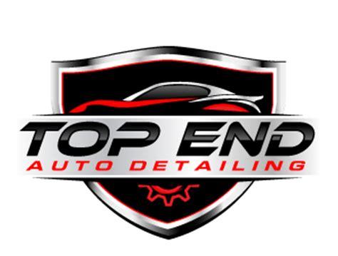 Auto Detailing Logo Ideas by Top End Auto Detailing Logo Design 48hourslogo