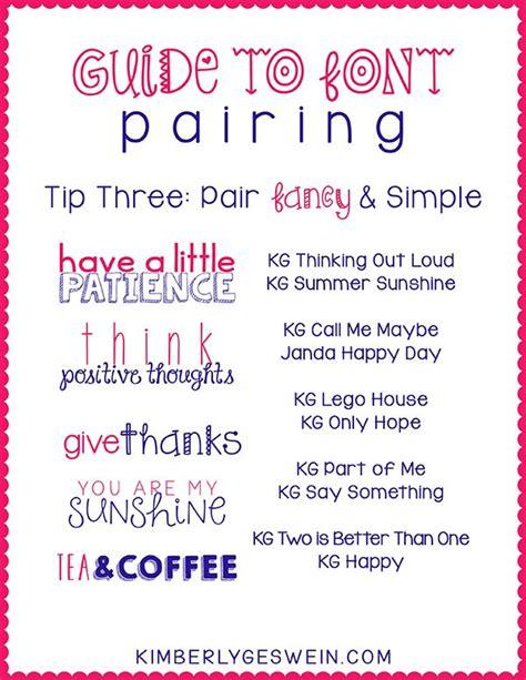font design guide 1206 best make the cut fonts images on pinterest