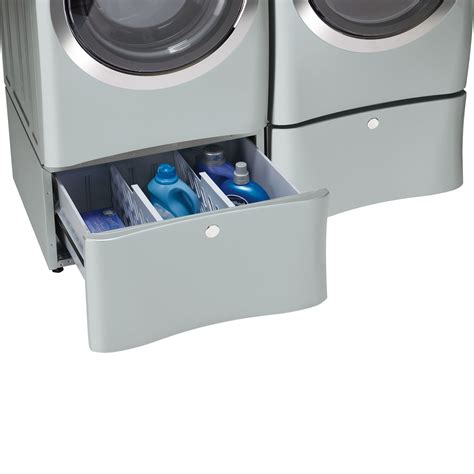 pedestal washer samsung we357a0r xaa laundry pedestal sears outlet