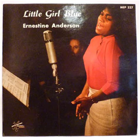 ernestine anderson my kinda swing ernestine anderson records lps vinyl and cds musicstack