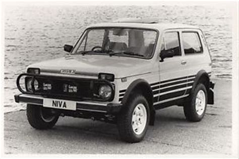Lada Niva Cossack For Sale Lada Niva Cossack 4x4 Press Photograph Ebay