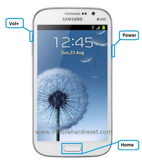 reset samsung duos 2 how to hard reset samsung galaxy grand duos i9082