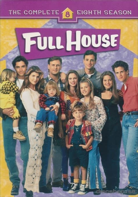 full house season 4 full house season 8 4 disc import dvd discshop se