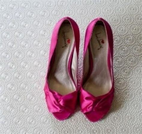 pink wedding pink wedding shoes 796727 weddbook