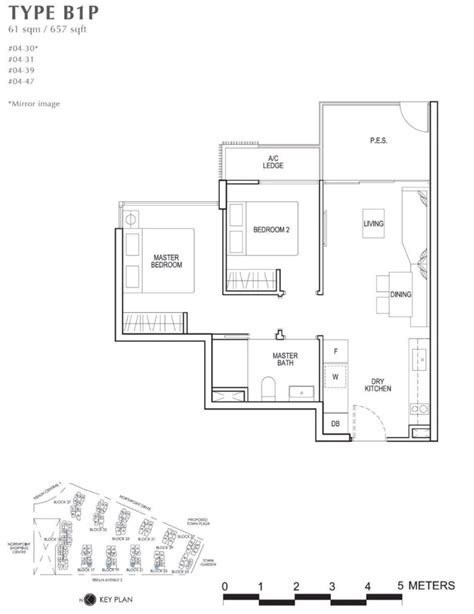 Northpark Residences Floor Plan by North Park Residences 5 Bedroom Floor Plan Thefloors Co