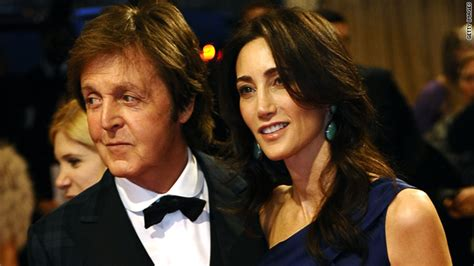 Married American Nancy Shevell Dating Mccartney Does Not Wear A Ring And Is Legally Separated From Husband by Paul Mccartney Engaged To Nancy Shevell The Marquee