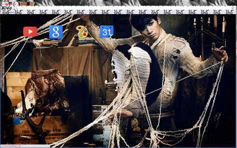google themes doctor who voodoo hyuk google chrome theme by doctorjester on deviantart