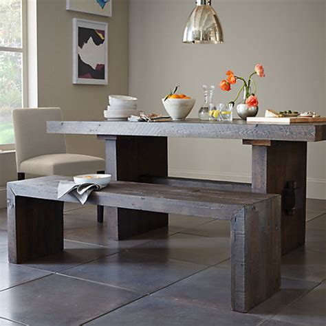 buy west elm emmerson 6 seater dining table 183cm