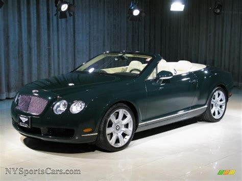 green bentley 2007 bentley continental gtc in barnato green photo 4