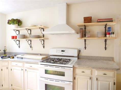 shelving ideas for kitchen small kitchen shelves ideas kitchen decor design ideas
